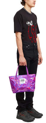 Opening Ceremony Iridescent Small Chinatown Tote