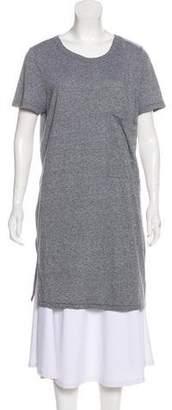 Current/Elliott Knit Short Sleeve Tunic