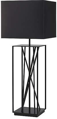 Darryl Carter For Milling Road Webb Buffet Table Lamp - Black