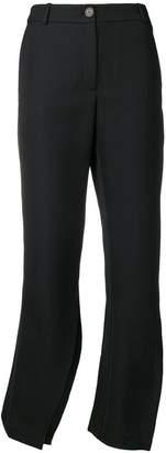 Aalto side slit trousers