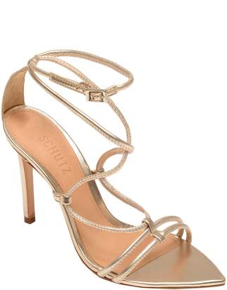 Schutz Evellyn Strappy Sandal