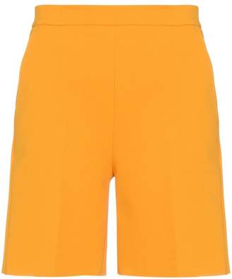 MSGM Pleat Front Shorts
