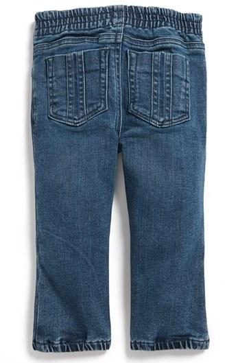 Burberry Denim Pants (Toddler Girls)