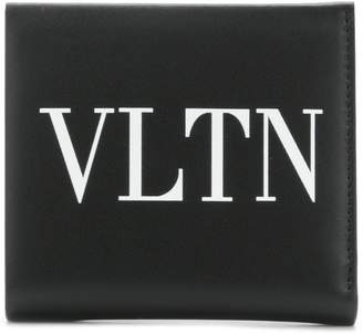 Valentino branded card holder