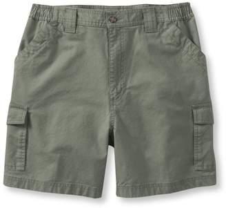 "L.L. Bean L.L.Bean Tropic-Weight Cargo Shorts, Comfort Waist 6"" Inseam"