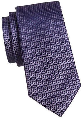 MICHAEL Michael Kors Silk Print Tie