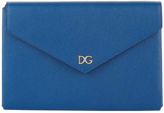 Dolce & Gabbana Leather Document Wallet