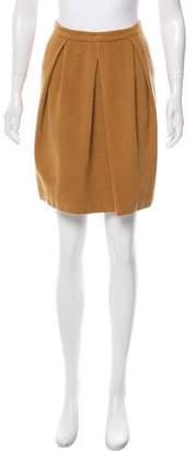 TOMORROWLAND Knee-Length Pleated Skirt