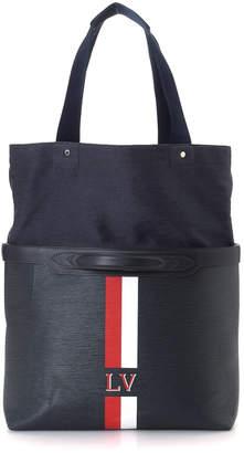 Louis Vuitton Cabas Epi Stripes Tote Bag - Vintage
