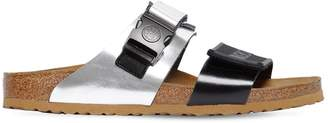 Rick Owens Birkenstock Leather Slide Sandals