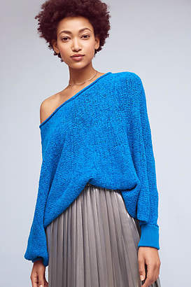 Moth Draped Poncho Pullover $118 thestylecure.com