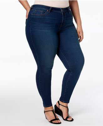 Style&Co. Style & Co Plus Size Ultra-Skinny Jeans, Created for Macy's