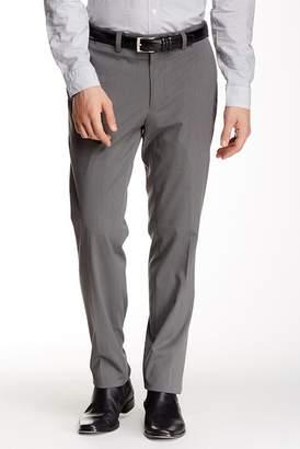 "Louis Raphael Slim Fit Micro Stripe Pant - 30-34\"" Inseam"
