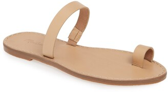 Madewell The Boardwalk Bare Slide Sandal