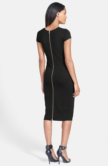 Felicity & Coco Seamed Pencil Dress (Nordstrom Exclusive) (Regular & Petite)