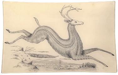 Deer Platter