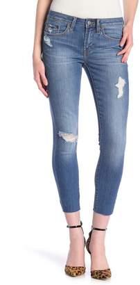 Jean Shop Patty Distressed Skinny Crop Jeans