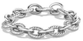 David Yurman Oval Large Link Bracelet $450 thestylecure.com
