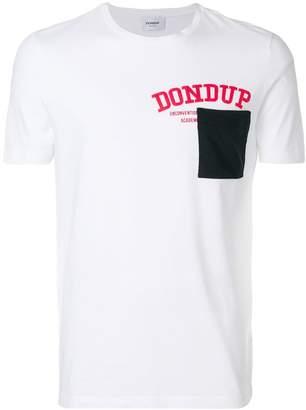 Dondup logo print T-shirt