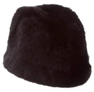 Black Mink Hat