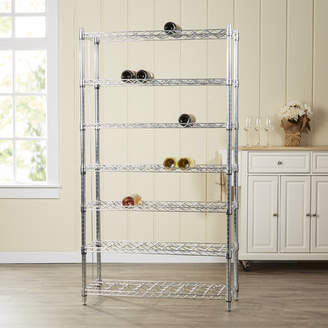Wayfair Basics Wayfair Basics 168 Bottle Floor Wine Rack