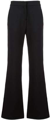 Prabal Gurung flared tailored trousers