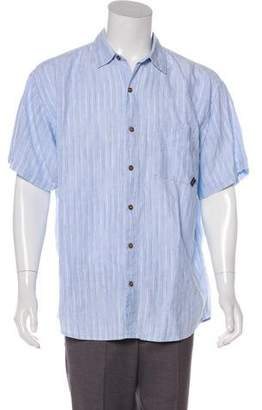 Patagonia Striped Button-Up Shirt
