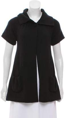 Alice + Olivia Short Sleeve Cardigan