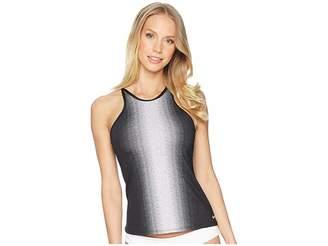 Nike Fade Sting Adjustable High Neck Tankini Women's Swimwear