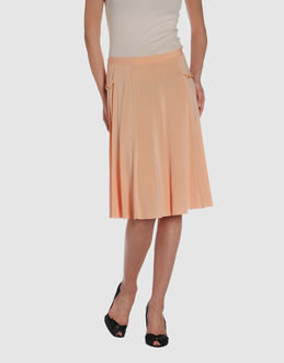 VDP COLLECTION 3/4 length skirt