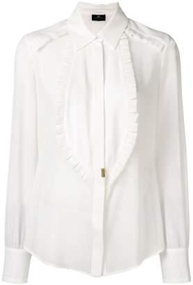 Elisabetta Franchi stretch button shirt