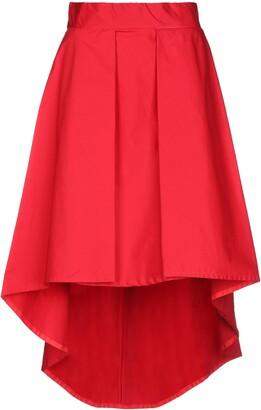 Laltramoda KATE BY Knee length skirts - Item 35406332RQ