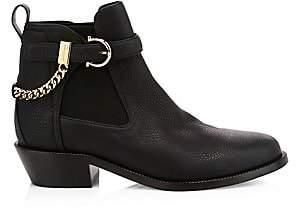 Salvatore Ferragamo Women's Gancia Selleria Ardisievit Leather Boots