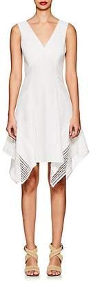 Derek Lam 10 Crosby Women's Crochet Handkerchief Dress