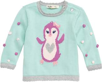Hatley Intarsia Penguin Sweater
