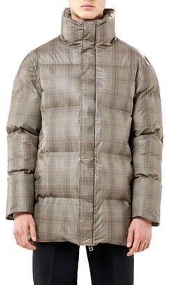 Rains Waterproof Thinsulate(TM) Puffer Jacket