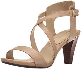 Adrienne Vittadini Footwear Women's Briale Dress Sandal $44.99 thestylecure.com