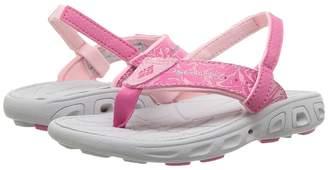 Columbia Kids Techsun Flip Girls Shoes