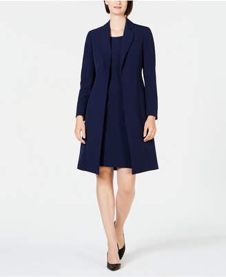 Le Suit Notched-Collar Jacket & Dress Suit