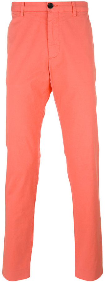 Paul SmithPs By Paul Smith plain chinos