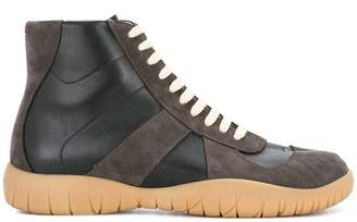 Maison Margiela Replica Tabi hi-top sneakers