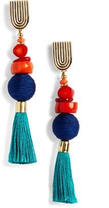 Nectar Nectar Royal Tassel Earrings