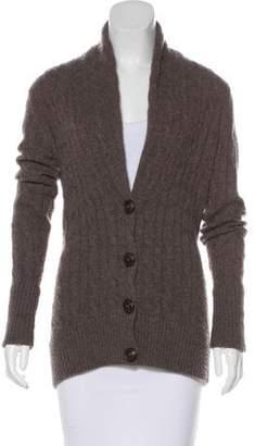 Autumn Cashmere Cashmere Cable Knit Cardigan