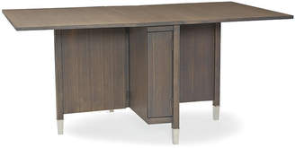 Caracole Grayson Compact Table - Metro Brown