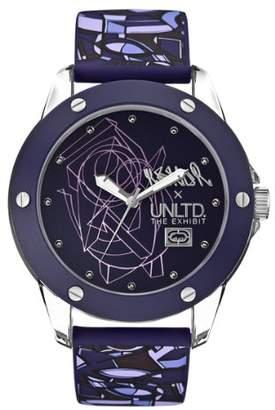 Ecko Unlimited Women's UNLTD E09530G4 Silicone Quartz Watch with Dial