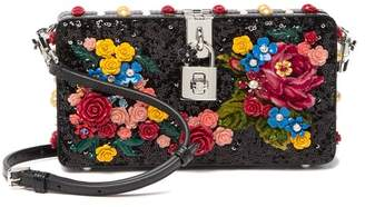 Dolce & Gabbana Floral Crossbody