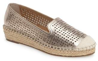 Bella Vita Channing Cutout Espadrille Loafer (Women)