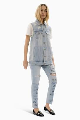 Siwy Carly In Open Letter Vest