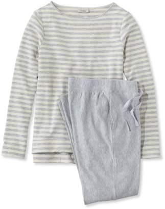 L.L. Bean L.L.Bean Wicked Soft Pajamas, Stripe