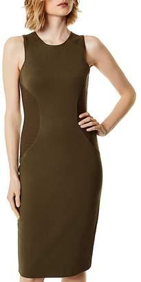 Karen Millen Paneled Sheath Dress